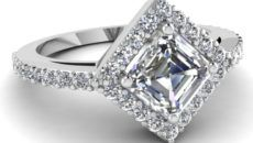 wedding rings for women princess cut halo amazing
