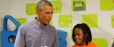 Little Girl Understandably Bummed Obama Is Not Beyoncé