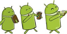Now at the Google I/O only the Android 4.3 release is expected, Android 5.0 Key Lime Pie seems to be a little longer time to coming
