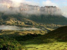 Canaima National Park in southeastern Venezuela