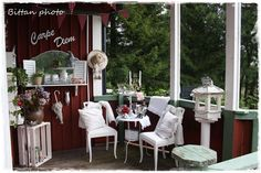 Wedding veranda :-)