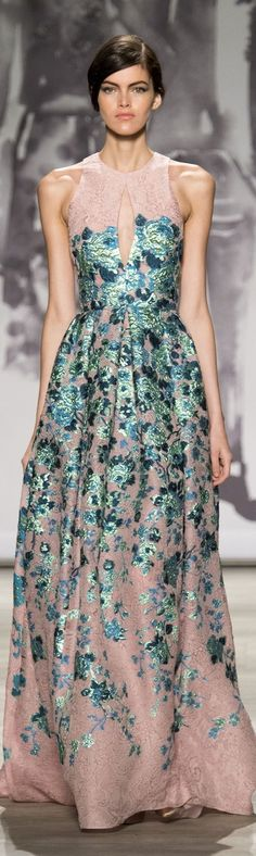 Glamour Gowns. Lela Rose Spring 2015 http://www.siempre-lindas.cl/