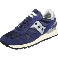 Saucony shadow original vintage scarpe da ginnastica basse uomo blu 0d143aa3d3d