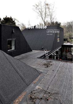 Roof House. LETH & GORI