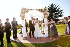 The Cliffs Resort | Tracy and Matt | Bridal and Wedding Planning Resource for California Weddings | California Bride Magazine