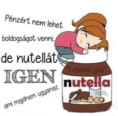 Az hát! Sarcastic Quotes, Nutella, Quotations, Haha, Funny Pictures, Jokes, Family Guy, Girly, Sayings