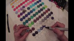 Stylefile Markers Review by Maria Wedel
