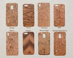 My Custom Design Nature / Science Natural Cherry Wood Phone Case for following smartphones: iPhone 4 4s 5 5s 5c 6 Plus HTC M8 Samsung Galaxy s3 s4