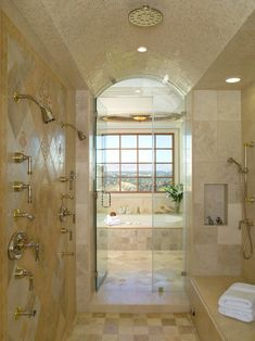 Master Bathroom Remodel Ideas at SkyDiver Home Design and Decoration Daily Update Master Bathroom Shower, Simple Bathroom, Bathroom Ideas, Master Bathrooms, Bath Shower, Master Bedroom, Bathroom Showers, Bathroom Mirrors, Bathroom Faucets