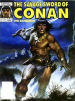 SAVAGE SWORD OF CONAN #171 - Marvel