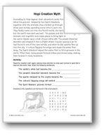 Myths, Music, and Eagles in Southwest Indian Culture. Download it at Examville.com - The Education Marketplace. #scholastic #kidsbooks @Karen Echols #teachers #teaching #elementaryschools #teachercreated #ebooks #books #education #classrooms #commoncore #examville