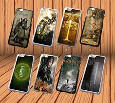 Hobbit Lord of The Rings for iPhone And Samsung Galaxy Hard Case Cover #NONGCHAO