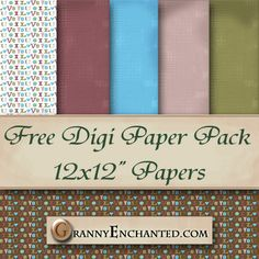 Free Luv U Digi Scrapbook Paper Pack ♥♥♥Join 2,380 people. Follow our Free Digital Scrapbook Board. New Freebies every day.♥♥♥