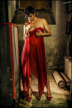 https://flic.kr/p/vwYWPh | Color of Passion | Dirección Creativa: Xavi Carol  Modelo: Sanny  MUAH: Núria Ráfales, Ariadna Carbonell  Fotografía: Xavi Carol