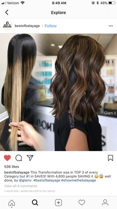 Long Wavy Ash-Brown Balayage - 20 Light Brown Hair Color Ideas for Your New Look - The Trending Hairstyle Cabelo Ombre Hair, Balayage Hair, Haircolor, Brown Blonde Hair, Brunette Hair, Long Brunette, Brunette Color, Hair Day, New Hair