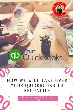 A dedicated team is ready to reconcile your #QuickBooks. Our #Bookkeeping will help you to grow your business to next level. We boost your sale with our #bookkeeping services