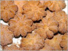Mexican Cinnamon Sugar Cookies or Polvorones de Canela are a ...