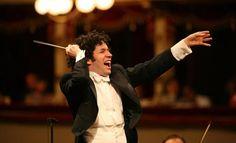 Image detail for -, el maestro director de orquesta Gustavo Dudamel, trajo a Venezuela ...
