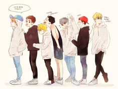 That's so good and jinhwan reminds me of me XD