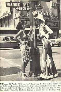 radiochantier:  Bootsy Collins