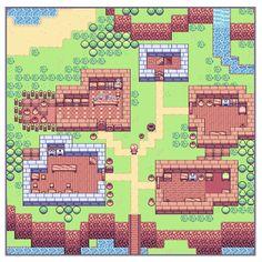 Lil' Dragon Tileset is out! - Lil' Dragon - Pixel Art Tileset by Raou 3d Pixel, Minecraft Pixel Art, Minecraft Buildings, Creeper Minecraft, Minecraft Cake, Minecraft Crafts, Minecraft Skins, Minecraft Banner Designs, Paris Wallpaper