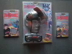 gig tiger r-zone 3d + mk3 + batman + virtua fighter moc  80€