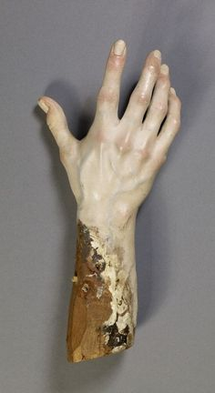 Easy Clay Sculptures : The right hand of Saint Ginés de la Jara by Luisa Roldan circa 1692 Statues, Hand Reference, Anatomy Reference, Hand Sculpture, Clay Sculptures, Bronze Sculpture, Show Of Hands, Wood Carving, Wood Art