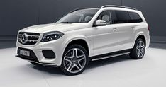 2018 Mercedes-Benz GLS-Class Grand Edition will make its debut at the Detroit Auto Show Mercedes Suv, Mercedes G Wagon, Honda Prelude, Lux Cars, Detroit Auto Show, Diesel Cars, Luxury Suv, Motorcycle Design, Future Car