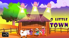O Little Town Of Bethlehem - Christmas Carol With Lyrics - Top Christmas...
