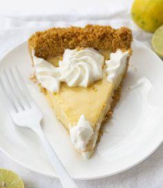 Baker Recipes, Pastry Recipes, Cupcake Recipes, Key Lime Flavor, Key Lime Pie, Keylime Pie Recipe, I Am Baker, Lime Recipes, No Cook Desserts