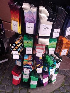 these socks make me happy