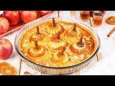 Bratapfel Kuchen Rezept für ein weihnachtliches Dessert