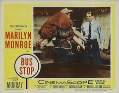 Bus Stop | US Lobby Card, 1956