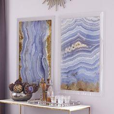 Agate Wall Art – Calabasas