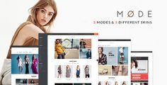 MODE – Modern Fashion WooCommerce Wordpress theme built with WooCommerce platform comes with 5 amazing pre-built sites. Responsive and Retina are both ready, every single element is designed to have outstanding look and feel in all popular devices: Desktop, Tablet and Mobile. The sidebar navigation sticky on left side is really useful for users to find anything in your site  MODE theme has it own intuitive theme control panel that includes lots of useful options to manage your site. It…