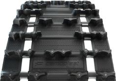 """Camoplast Ice Attack XT 9190H snowmobile track with a 1.220 inch lug height with Dimensions 15"""" by 120""""."""