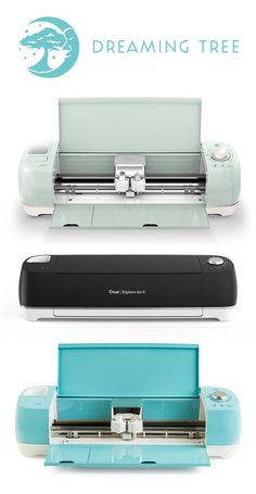 Dreaming Tree is giving away a brand new Cricut Explore Air 2 and you get to pick one of three colors! No purchase necessary! Open worldwide! International winners will be responsible for portion of the shipping costs. Enter by Sunday, November 12th 2017 @ 11:59 CST