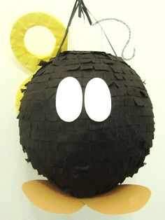 Piñatas for Geek - Mario Bomb