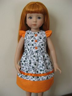 Barbara_creations dress_2 for Little Darling doll 13 by Barbara703, €24.00