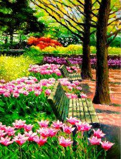 hermosa primavera