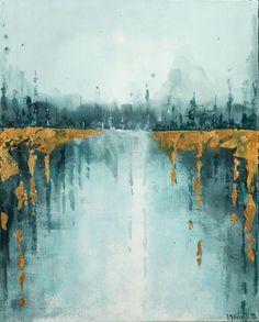 cm Acrylics on canvas My Works, Acrylics, Venice, Paintings, Abstract, Canvas, Artwork, Summary, Tela