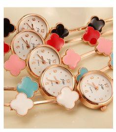 Ms. Clover Watches Bracelet WatchMs.   usa9001.com/ms-clover-watches-bracelet-watch-wholesale_p1045.html