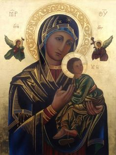 Our Lady of Perpetual Help Ada Plucha