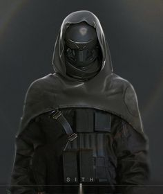 Sith by (1) Dmitriy Rabochiy. More Characters here.