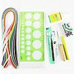 400PCS Quilling Paper DIY Craft Art Decoration Kit / 7PCS Set 2016 - $14.99