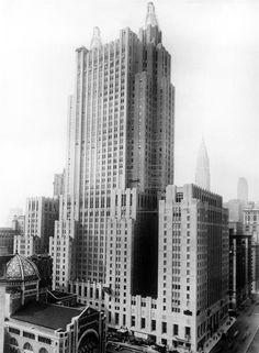 Actualidad Actualidad Nueva York preservará varias salas del legendario hotel Waldorf Astoria