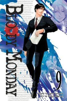 Bloody Monday Graphic Novel 9