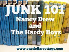 Junk 101: Nancy Drew