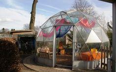 Alfreton Nursery School, Derbyshire outdoor learning
