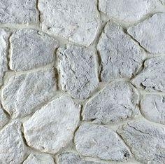 Steinwand - Verblender - Wandverkleidung - Steinoptik - Field Stone silver | steingewand.de